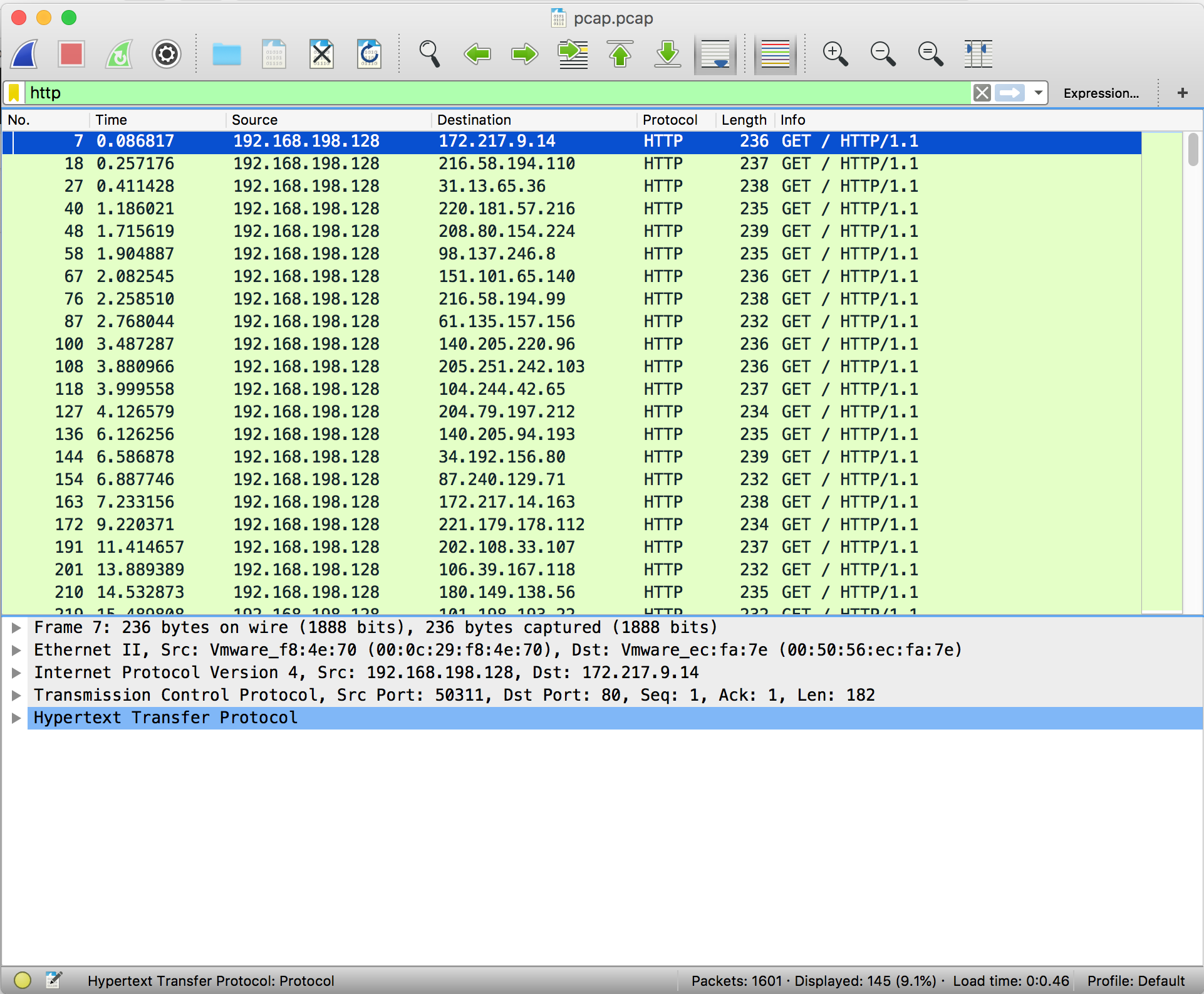 What is Wireshark - CTF 101